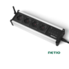 NETIO 4 | 4 Port Schuko Powerleiste | WLAN WiFi