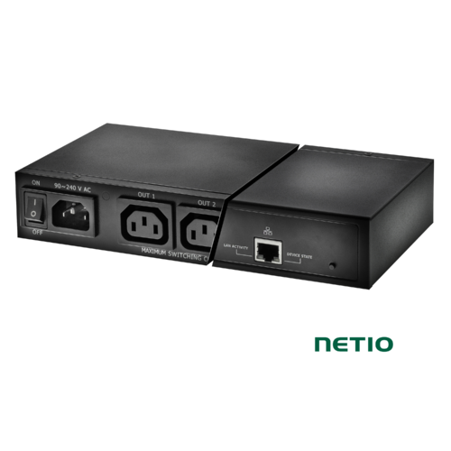 NETIO PowerPDU 4PS | 4 Port C13  | LAN